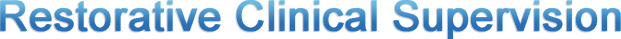 Restorative-Clinical-Supervision-logo